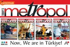 TODAY'S METROPOL DERGİSİ'NİN REKLAM MÜDÜRLÜĞÜ'NE KİM GETİRİLDİ? (MEDYARADAR/ÖZEL)