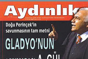 AYDINLIK DERGİSİ'NE BAŞBAKAN ERDOĞAN'IN SES KAYDI CEZASI!
