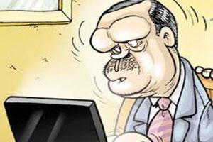 GIRGIR BAŞBAKAN'A SEKS KASEDİ İZLETTİ! İŞTE O KAPAK!