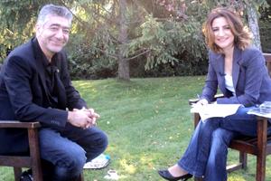 CNN TÜRK'TEN HABERCİLİK BAŞARISI! CİWAN HACO'YLA İLK DEFA!