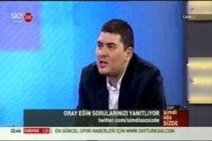 ''RASİM OZAN BANA AŞIK!'' ORAY EĞİN'İN SÖZLERİ ŞOKE ETTİ!