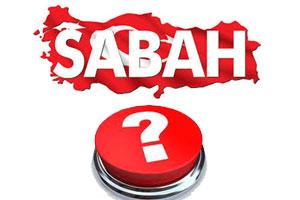 SABAH GAZETESİ'NDE ŞOK SANSÜR! HANGİ KÖŞE YAZARININ YAZISI YAYINLANMADI?(MEDYARADAR/ÖZEL)