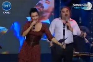 KUZEYİNOĞLU ŞEVVAL SAM'I GÖZÜNE KESTİRDİ!
