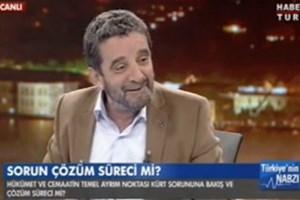 Mümtezer Türköne canlı yayında STV'nin dizisini tiye aldı!