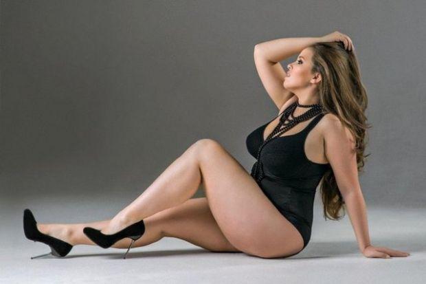 Красивые женщины в теле фото
