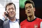 Mesut Özil için flaş iddia: Babası onu zorla...