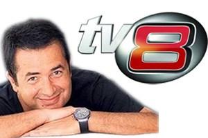 acun ilıcalı tv8in logosunu değiştiriyor İşte yeni logo
