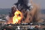 İsrail ordusu Gazze'ye bomba yağdırıyor!