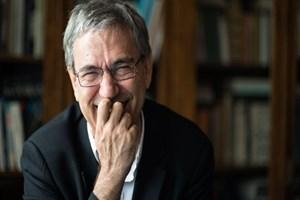 Orhan Pamuk: Ağzımı nasıl kapatacağımı bilmiyorum