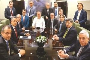 Cumhurbaşkanı Erdoğan'dan Aydın Doğan yorumu: Savcılıkça araştırılması hayra alamet