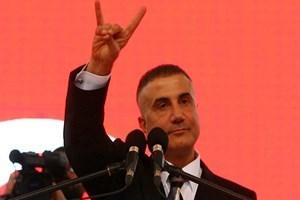 Çete lideri Sedat Peker'den teröre lanet mitingi: Oluk oluk kanları akacak!
