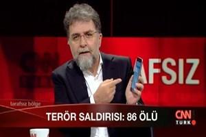 Ahmet Hakan ekranlara hızlı döndü! AKP'li vekilin 'vampir' tweetine sert çıkış!