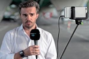 TV haberciliğinde iPhone 6 devri!