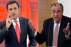 Fatih Portakal Bakan Türkeş'e twitter'dan çaktı: İnsan yağdanlık olabilir ama...
