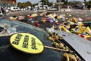 Ankara'daki katliam soruşturmasına gizlilik kararı