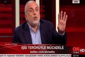 Canlı yayında çıldırtan PKK-IŞİD iddiası