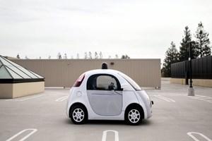 İşte Google'ın en yeni sürücüsüz otomobili!