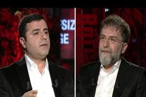 Selahattin Demirtaş Ahmet Hakan'ı evinde ziyaret etti!