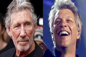 Roger Waters Jon Bon Jovi'yi yerden yere vurdu!