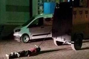 'Sürüklenen cenaze' Meclis gündeminde: Yeni Türkiye'nin fotoğrafı bu mudur?