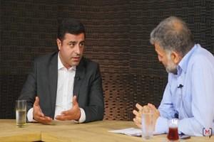 Ruşen Çakır Demirtaş'a sordu: HDP'ye medya ambargosu var mı?