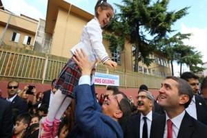 Davutoğlu'nun bu fotoğrafı sosyal medyayı salladı!