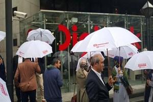 İpek Medya Grubu Digitürk'ü protesto etti!