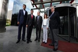 Selahattin Demirtaş'tan Hürriyet'e ziyaret!