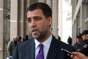 Eski futbolcu Hakan Şükür emniyette ifade verdi