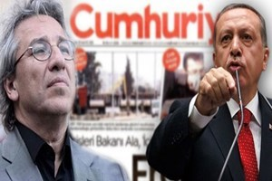 Cumhurbaşkanı Erdoğan'dan Cumhuriyet gazetesine tekzip!