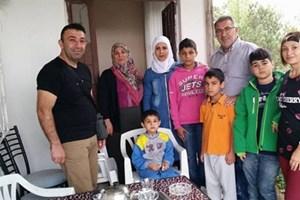 BirGün yazarı evini mülteci aileye açtı!