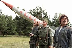 Cem Yılmaz filmdeki roketi nereden buldu?