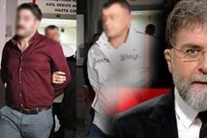 Ahmet Hakan'ı dövenlerle gazeteciler aynı hücrede nasıl karşılaştı?