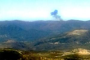 Türkmen bölgesine iki cisim daha düştü!