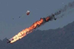Düşürülen Rus uçağındaki pilotların ikisi de hayatta