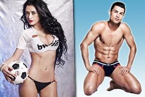 Ronaldo'ya açık çek: Gitmesin statta soyunurum!