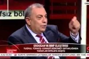 Tuğrul Türkeş'e Can Dündar ve Erdem Gül soruldu