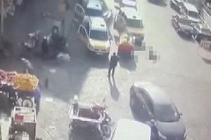 Tahir Elçi cinayeti Mobese'de