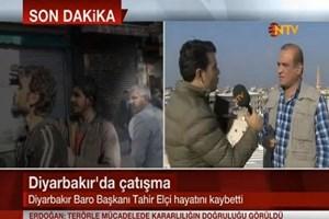 Olay yerindeki muhabir: Polis dipçiklerle gazetecilere saldırdı!