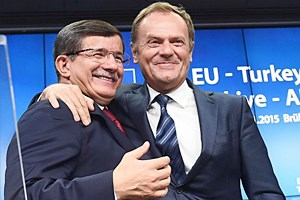 Times: Avrupa kapılarını 75 milyon Türke açıyor!