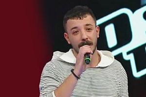 O Ses Türkiye'ye Ahmet Parlak damgasını vurdu! 'İsyan' dedi jüri dağıldı!