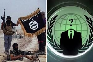 Anonymous'tan yeni IŞİD iddiası!