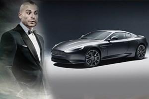 James Bond için üretildi, Gökhan Töre aldı!