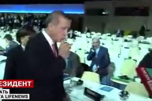 Rus muhabir Erdoğan'a o soruyu sorunca...