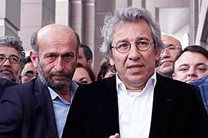 Can Dündar ve Erdem Gül'ün tutukluluğuna itiraza ikinci ret