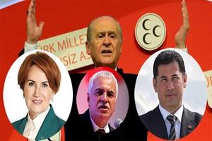 Bahçeli 'adaylardan biri Gülen'in temsilcisi
