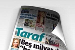Taraf Gazetesi'ni uyarıyoruz: Ücretini istemek suç değildir