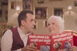 İki ünlü isim sevgililer günü reklamı için buluştu!