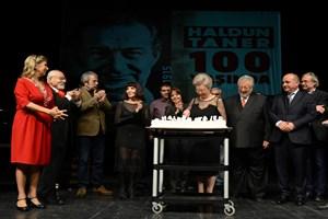 Haldun Taner'in 100. yaşı Kadıköy'de kutlandı