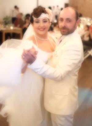 Güzel Köylü'nün Dudu'su evlendi